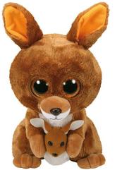 PROMO TY 37160 KIPPER pluszowy kangur 24cm