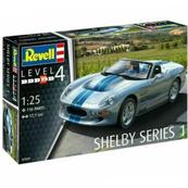 PROMO Samochód REVELL 1:25 07039 Shelby seria1