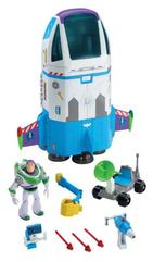 PROMO Toy Story 4 Statek kosmiczny GJB37 MATTEL