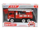 Auto Straż pożarna do skręcania w pudełku 508651