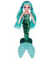 TY Mermaids WAVERLY - cekinowa turkusowa syrenka 02103