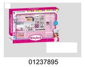 Mebelki kuchenne dla lalek na baterie 1237895
