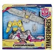 Transformers Cyberverse Spark Armor Bumblebee E4329 HASBRO p4