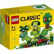 LEGO 11007 CLASSIC Zielone klocki kreatywne p8