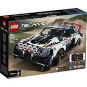 PROMO LEGO 42109 TECHNIC Auto wyścigowe Top Gear sterowane przez aplikację p3