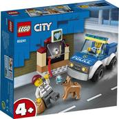 LEGO 60241 CITY Oddział policyjny z psem p4
