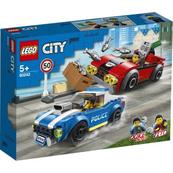 LEGO 60242 CITY Aresztowanie na autostradzie p6