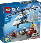 LEGO 60243 CITY Pościg helikopterem policyjnym p3
