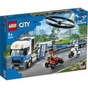 LEGO 60244 CITY Laweta helikoptera policyjnego p3