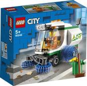 LEGO 60249 CITY Zamiatarka p6