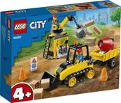 LEGO 60252 CITY Buldożer budowlany p6