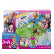 Barbie Chelsea Boisko piłki nożnej GHK37 p4 MATTEL
