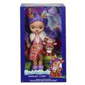 ENCHANTIMALS Duża lalka + zwierzątko FRH51 p4 MATTEL mix
