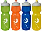 Butelka typu bidon 750ml BEST Sporting mix kolorów 51610 cena za 1 szt