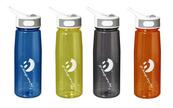 Butelka typu bidon 750ml z uchwytem BEST Sporting mix kolorów 51630 cena za 1 szt