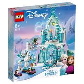 LEGO 43172 DISNEY PRINCESS Magiczny lodowy pałac Elsy p4