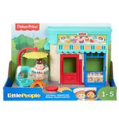 Fisher-Price Little People Cukiernia Zestaw do zabawy GNC60 p2 MATTEL