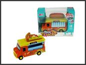 Auto Food Track 11cm magnes Pizza/Hot-Dog MY66-Q1293/94 HIPO cena za 1 szt