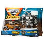 Monster Jam 1:64 Pojazd z figurką 6055108 p3 Spin Master
