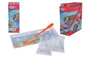 Flaga do puszczania baniek mydlanych z płynem 240ml w pudełku Simba