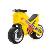 Polesie 80578 Jeździk motor MX żółty