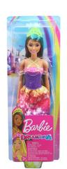Barbie Dreamtopia Księżniczka lalka brunetka GJK14 p6 MATTEL
