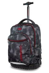 PROMO Plecak młodzieżowy na kółkach - Swift - Misty Red CoolPack