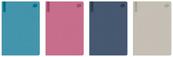 Zeszyt A5 60k kratka 70G Office mat+UV p10 INTERDRUK Cena za 1szt