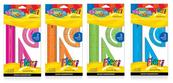 Zestaw geometryczny Flexi 15 cm 3 elementowy 4kol. Colorino Kids 91930 Cena za 1szt
