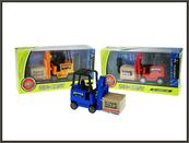 Podnośnik z paletą zabawek 13cm 889-287 HIPO Cena za 1szt