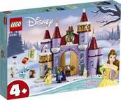 LEGO 43180 DISNEY PRINCESS Zimowe święto w zamku Belli p4