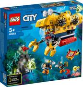 LEGO 60264 CITY Łódź podwodna badaczy oceanu p4