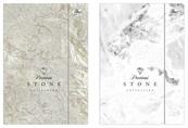 Teczka z gumką A4 Lux Metallic stone p10 INTERDRUK cena za 1szt.