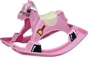PalPlay Huśtawka koń na biegunach różowy