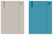 Teczka z gumką A4+ mat +UV OFFICE p10 INTERDRUK, cena za 1szt.