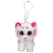 TY BEANIE BOOS Clip Tabor różowo-biały tygrys 8,5cm 35241