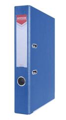 Segregator OFFICER z szyną PP A4 5,5cm niebieski Office Products