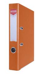 Segregator OFFICER z szyną PP A4 5,5cm pomarańczowy Office Products