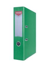 Segregator OFFICER z szyną PP A4 7,5cm zielony Office Products