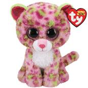 TY BEANIE BOOS Lainey różowy leopard 15cm 36312 TY