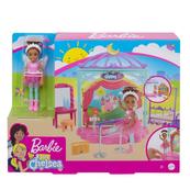 Barbie Lalka Chelsea Szkoła baletowa GHV81 MATTEL