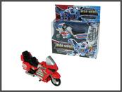 Motocykl-Robot transformer 13cm 2777ABC Cena za 1szt