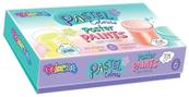 Farby plakatowe 6 kolorów 20 ml Colorino Kids Pastel 84989