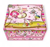 Pamiętnik z akcesoriami w ozdobnym pudełku z szufladką Zwierzątka 178PES Pecoware