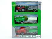 Zestaw Farma Traktor i maszyn 522114