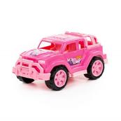 """Polesie 84699 Samochód """"Legionista-mini"""" różowy (w siatce)"""