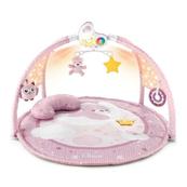 Chicco Mata dla niemowlaka 3w1 z melodiami i projektorem różowa