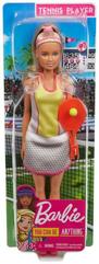 Lalka Barbie Kariera Tenisistka GJL65 p6 MATTEL