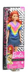 Barbie Lalka Fashionistas 141 GHW55 FBR37 MATTEL