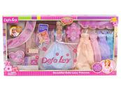 Lalka w sukni balowej 29 cm z szafą 499300 ADAR